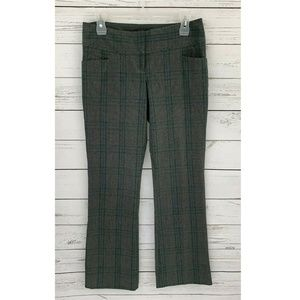 The Limited Dress Pants Bootcut Low-Rise Gray